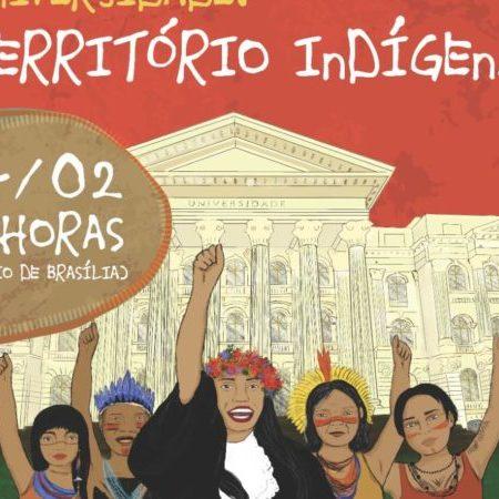 """Com tema """"Universidade: território indígena"""", COMIN lançará caderno da Semana dos Povos Indígenas 2021 nesta quarta-feira (24)"""