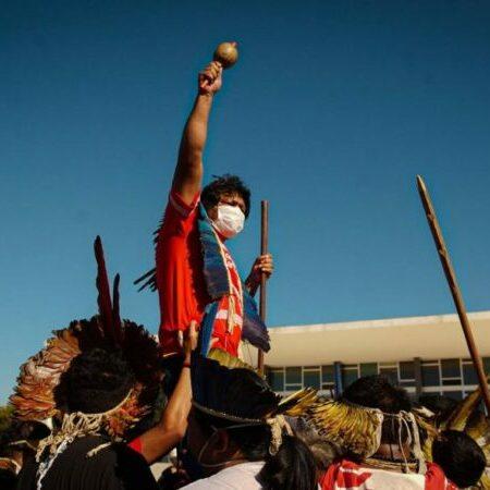 Supremo adia julgamento decisivo e povos indígenas seguem na luta contra o marco temporal
